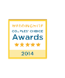 WeddingWire Couples' Choice Awards Winner 2014